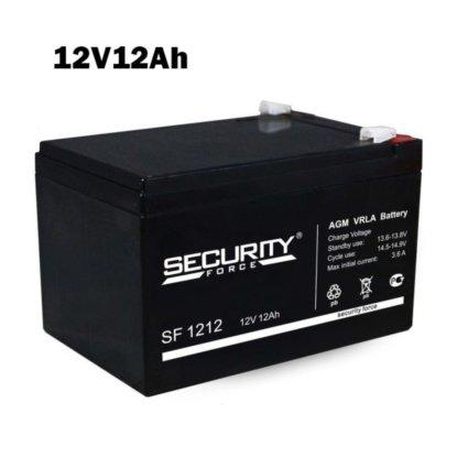 Аккумулятор 12V 12AH SF
